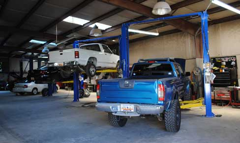 Auto Repair Shop - Newman's Automotive